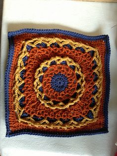 Pattern written in American Terms Intermediate to Advanced pattern--please use the tutorial if you are a beginner!