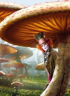 Alice in Wonderland (2010) Photo: alice in wonderland