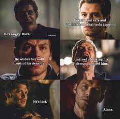 The Originals Klaus Mikaelson
