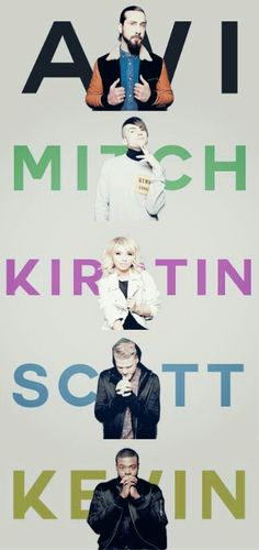 30 Things You Should Know About Pentatonix :D My beautiful babies!