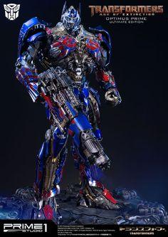 Optimus Prime | Transformers: La Era de la Extinción