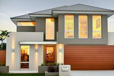 Narrow Lot Homes Perth | Renowned Homes