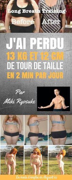 Miki Ryosuke, un acteur japonais, a récemment découvert une méthode naturelle qui l'a aidé à perdre du poids. Après avoir éprouvé des douleurs au dos, le médecin de Miki Ryosuke lui a recommandé de faire UN certain exercice chaque jour pour soulager ses douleurs. Après avoir effectué l'exercice pendant quelques semaines, Miki Ryosuke a perdu 28,7 livres (soit 13 kg) et 4,7 pouces (soit 12 cm) de tour de taille ! #régime #maigrir #perdredupoids #poids #trucs #astuces #trucsetastuces #beauté