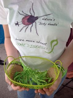 Worldwide Lyme Disease Protest - US: Worldwide Lyme Disease Awareness Campaign of North Carolina Pictures