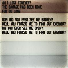 Emarosa. Makes me feel so many things