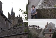 Mont St. Michel...one of my favorite places!