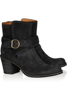 Fiorentini & Baker  Nubis suede ankle boots