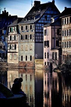 Strasbourg, Alsace, France - great photo!