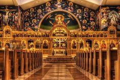 all saints greek orthodox church canonsburg pa - Google Search