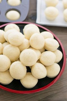 Puto is a Filipino Steamed Cake that is always served during the holidays. It is a steamed sweet cake that is traditionally made from ground rice.