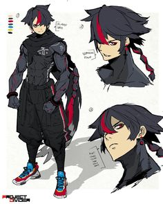Character Reference Sheet, Game Character, Character Concept, Art Reference, Concept Art, Character Design Animation, Fantasy Character Design, Comic Book Maker, Anime Characters