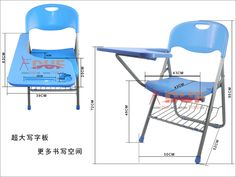 new folding chair oversized tablet chair school furniture Singapore free shipping to door over 50 chairs