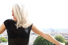 Rêve du Paris au 7ème étage
