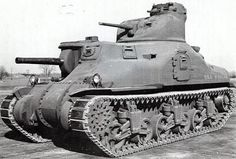 Most European countries, in contrast, had tanks in service that possessed more powerful weapons. In particular, the German Panzerkampfwagen (Pz.Kpfw.) IV was armed with a short 75mm gun, and it was decided that the next generation of American tanks would match the German vehicles in armament.