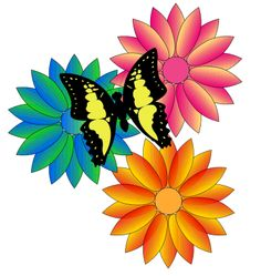 Free Spring Clipart On Pinterest Crafts Coloring