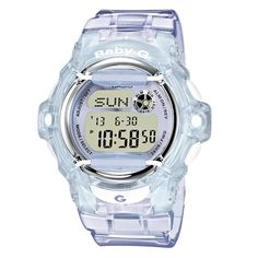 Casio Ladies Baby G Shock Watch BG-169R-6ER