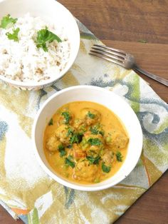 Indiai fűszeres húsgombócok Thai Red Curry, Paleo, Food And Drink, Healthy Recipes, Meals, Ethnic Recipes, Power Supply Meals, Meal, Healthy Food Recipes