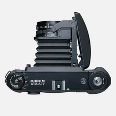 FujiFilm GF670 medium format folding film camera...how sweet!