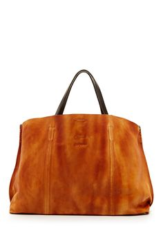 356d0bee0da5 Forest Island Leather Tote Bag