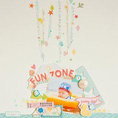 FUN ZONE by kobakyon at Studio Calico