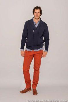 Moda masculina invierno 2013: Colección Prototype | TENDENCIAS DE MODA OTOÑO INVIERNO 2014