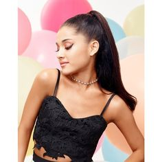 Ariana Grande For Lipsy Pretty Floral Choker (£18) ❤ liked on Polyvore featuring jewelry, necklaces, jewel necklace, floral jewelry, lipsy, choker jewelry and choker necklace