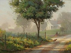 A New Day Dawning by John Pototschnik - Greenhouse Gallery of Fine Art