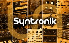 IK Multimedia has introduced Syntronik, a new software synthesizer that features 17 instruments, with over 2,000 preset sounds. Syntronik combines samples from 38 classic synths with an circuit-mod…