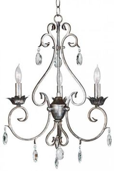 Antoinette 5-Light Chandelier - Chandeliers - Lighting | HomeDecorators.com