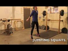 6 WEEK AT-HOME CROSSFIT INSPIRED WORKOUTS! HOW-TO!