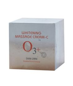 Whitening Massage Cream enhances the skin complexion while transporting essential nutrients and proteins to it. It is infused with Vitamin C that helps in whitening the skin.