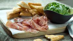cool Gnocco fritto / Crescentina fritta / Pinzin / Torta fritta (fried bread) - Emilia Romagna