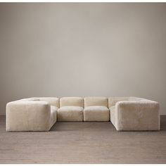 Home Decor Living Room Fulham Shearling sofa Decoration Bedroom, Room Decor, Wall Decor, Furniture Decor, Furniture Design, Handmade Furniture, Diy Décoration, Sectional Sofa, Couches