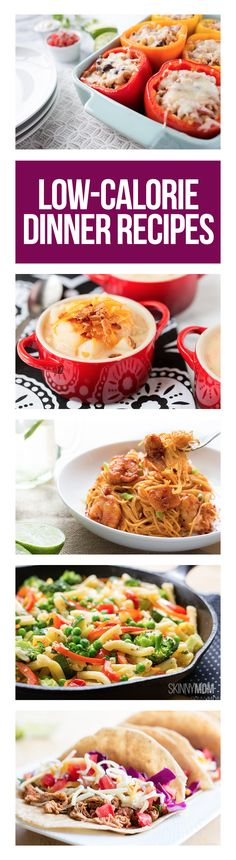 You won't believe all these recipes are under 450 calories!
