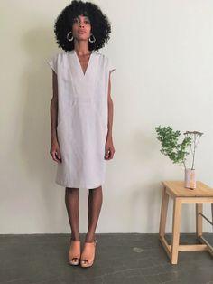 Eve Gravel Byblos Dress