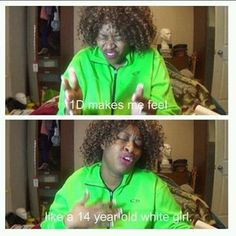 glozell understands what its like to be an older directioner