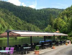 Maison Monsieur à La Chaux-de-Fonds (NE) Swiss Alps, Outdoor Decor, Home, Terraces, Switzerland, Whitewash, Switzerland Destinations, Viajes, Ad Home