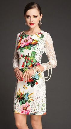 floral printed outfits