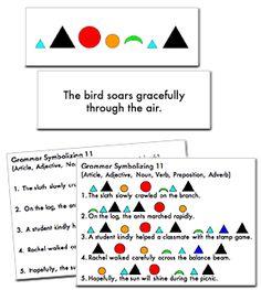 Magnolia Montessori Materials