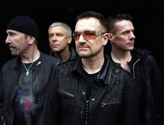 From breaking news and entertainment to sports and politics, get the full story with all the live commentary. U2 One Love, Songs Of Innocence, Paul Hewson, Irish Rock, Larry Mullen Jr, Bono U2, Adam Clayton, Greatest Rock Bands, Funny Captions