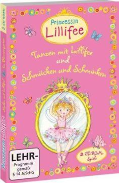 Prinzessin Lillifee: Tanzen und Schmücken und Schminken