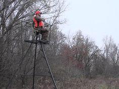Best 25 Tripod Deer Stand Ideas On Pinterest Deer Blind