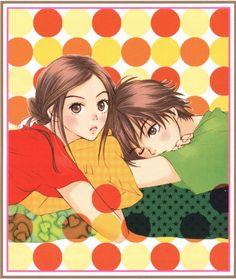 Lovely Complex / Koizumi Risa and Ōtani Atsushi Manga Anime, Fanart Manga, Anime Art, Haikyuu Manga, Vocaloid, Koizumi Risa, Lovely Complex Anime, Couple Manga, Baek Seung Jo