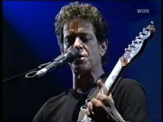 "This song might be high in the cheese factor, but it is quite catchy...   LOU REED ""Romeo had Juliette."""