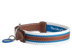 Rugby Collar, Blue on OneKingsLane.com