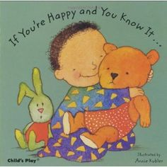 If You're Happy and You Know It (Baby Board Books) (Hardcover)