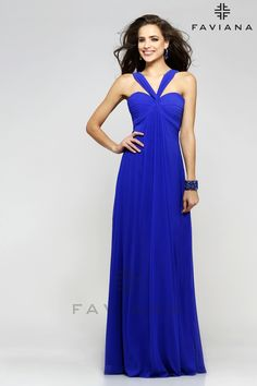 Faviana Style 7672 $329.99 Faviana Category Prom Dresses