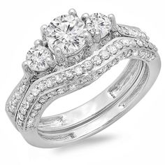 WhiteGoldDiamondEngagementRingsjared Jared Diamond