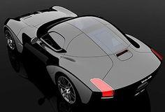 Devon GTX concept car - A Viper for the heart of this car.