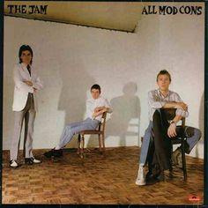 Jam, The - All Mod Cons (Vinyl, LP, Album) at Discogs